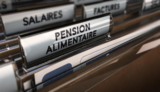 Demande pension alimentaire Paris 9